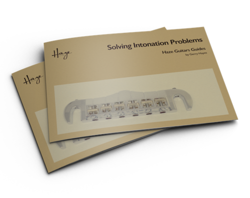 How to set Intonation: Series Index