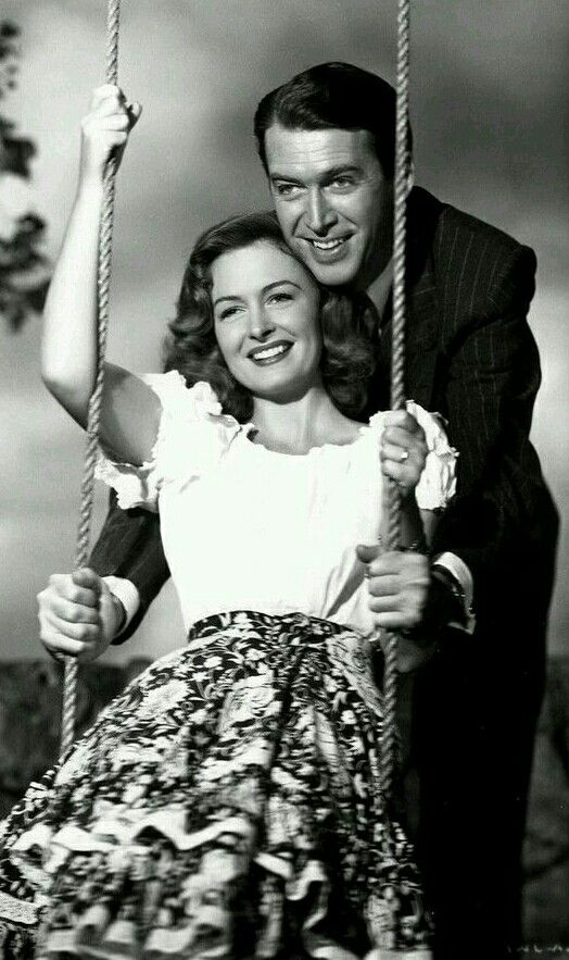 James stewart and donna reed also best favourite actors images female actresses celebs rh pinterest