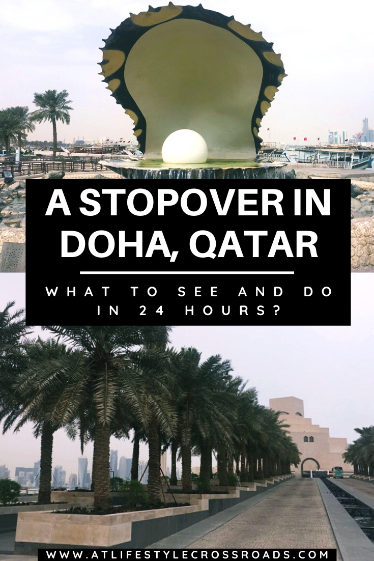 Doha: Qatar´s instantly developing capital and one of the most popular stopovers on the way from Europe to Asia. Check top places to visit in Doha! #doha #qatar #stopover | Doha things to do| Doha stopover| Doha Travel | Doha Qatar layover | Qatar Beautiful Places | Asia Travel Destinations | 24 hours in Doha | one day in Qatar