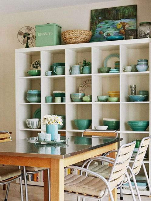 Versatile Ikea Pieces For The Home  Dishes Display And Bowls Captivating Shelves Dining Room Review