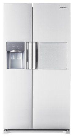 Samsung Rs7778fhcww Side By Side 353 Kwhjahr 359 L Kuhlteil 184 L Gefrierteil Beeindruckendes Design A Weiss Maison