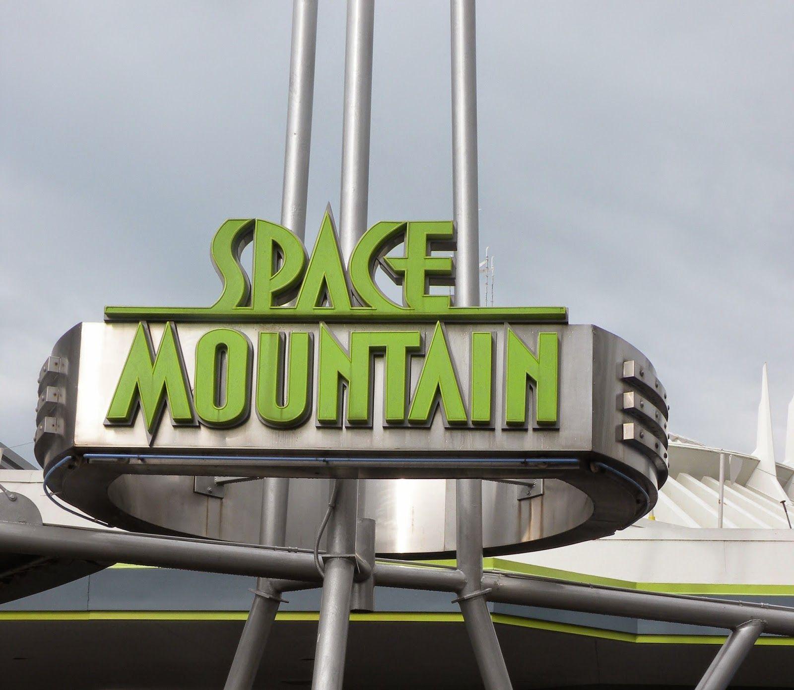 Tour Disney Comigo: Space Mountain