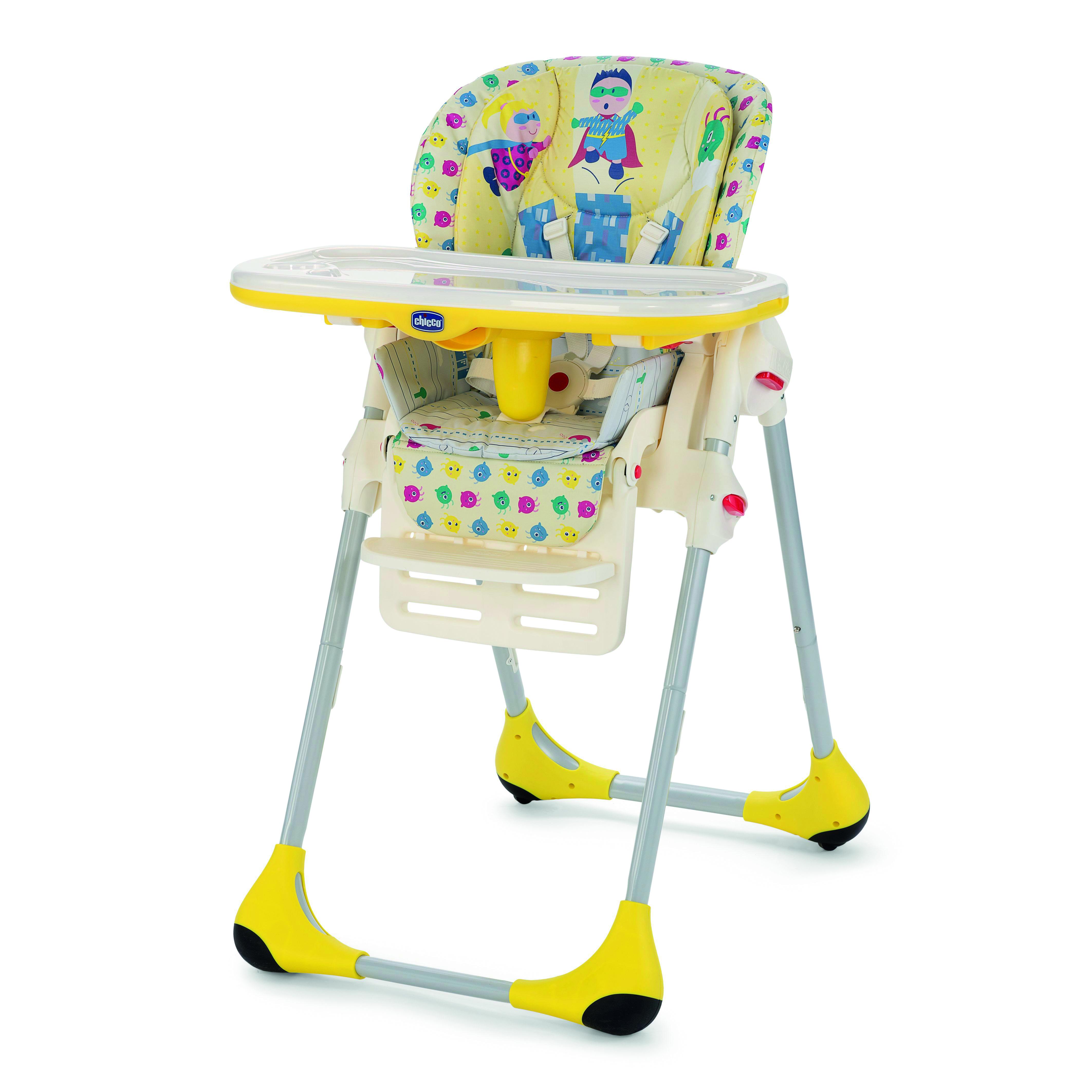 Chaise Haute Polly 2 En 1 De Chicco Chaise Haute Chaise Haute Bebe Chaise