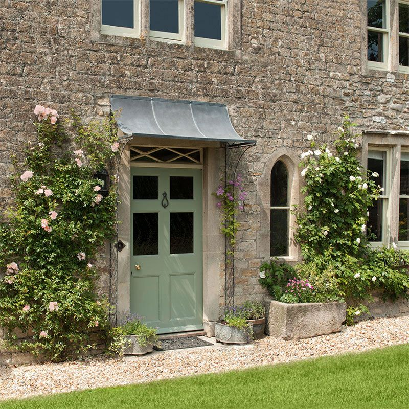 For your front door porch Garden Requisites offer porch designs in steel. Bespoke metal porches available - Victorian porches and porch canopy designs. & bespoke-porch-with-wirework-sides   Come In The Door is Open ...