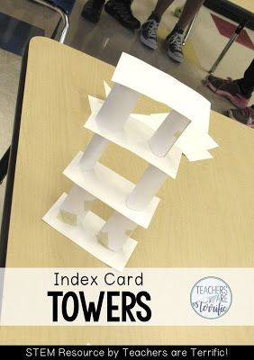 How to Use One Simple Material for a Highly Engaging Challenge - Teachers are Terrific