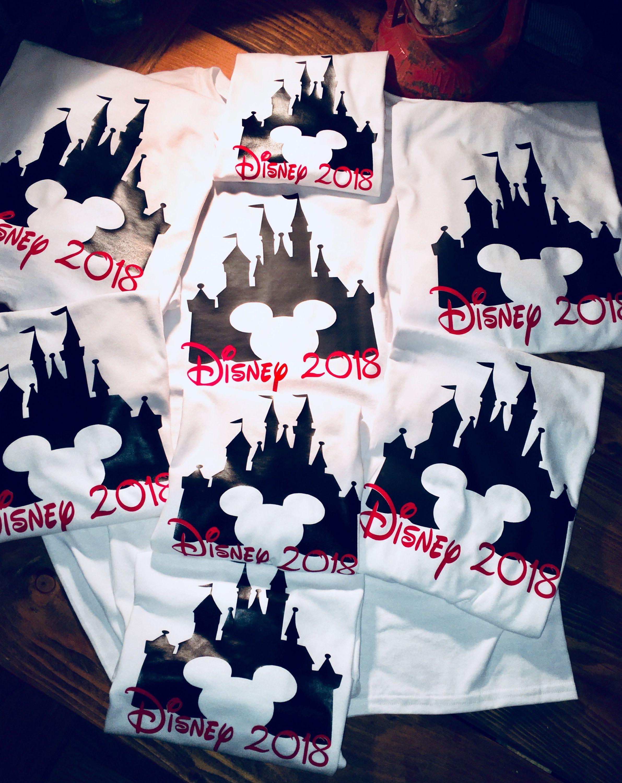 Disney family shirtsvacation new 2020 disney tee disney