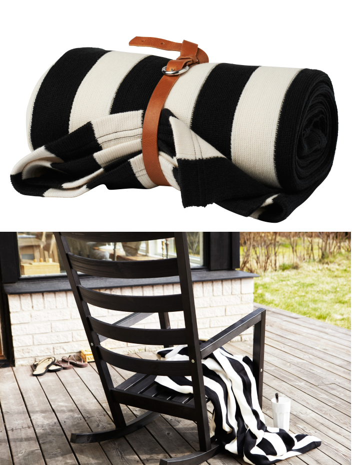 Black And White Stripes Are Always In Fashion The Eivor