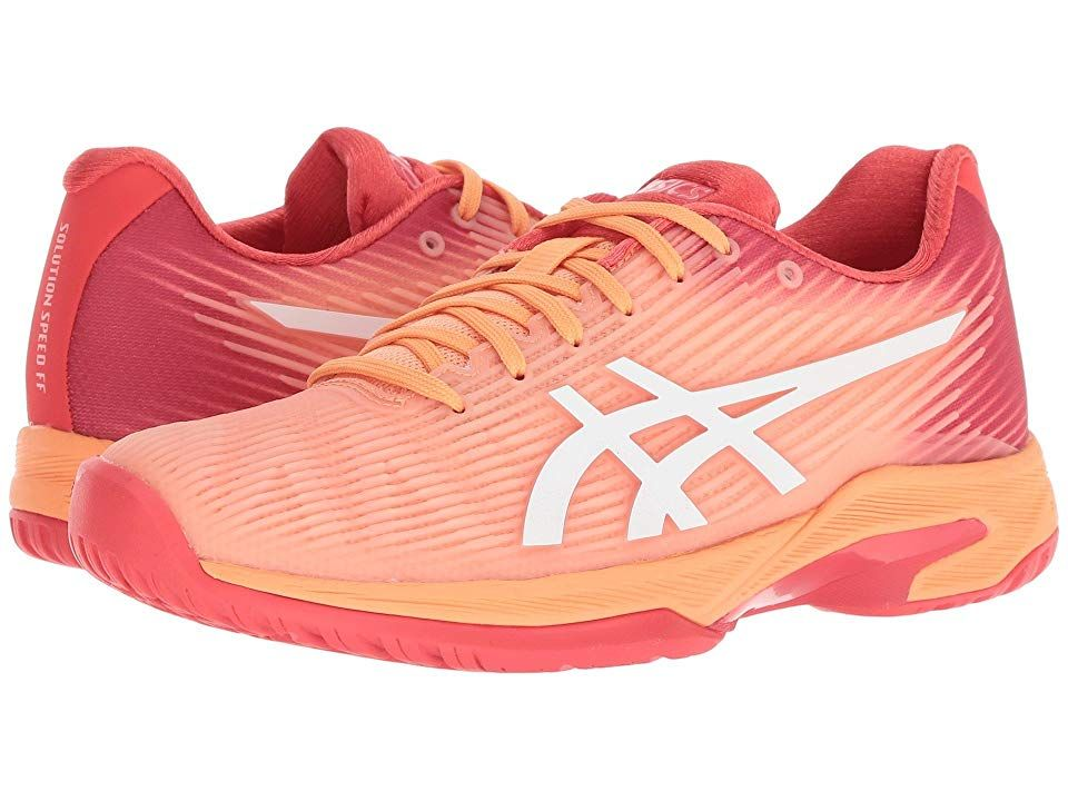 0ec3dc45e065 ASICS Solution Speed FF (Mojave White) Women s Tennis Shoes. Find your  stride
