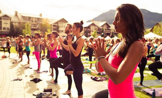 Wander West to a Whistler Fest   tuja wellness