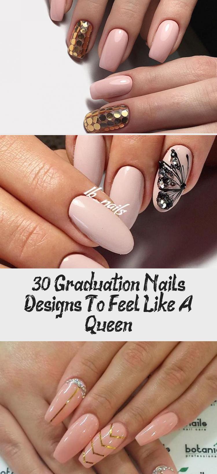 graduation nails abschluss abschlussfeier When it comes to your ...