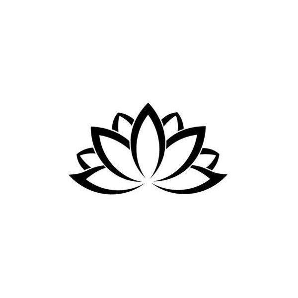 Image Result For Small Lotus Tattoo Lotos Risunok Tatu S Shesterenkami Risunki Perom