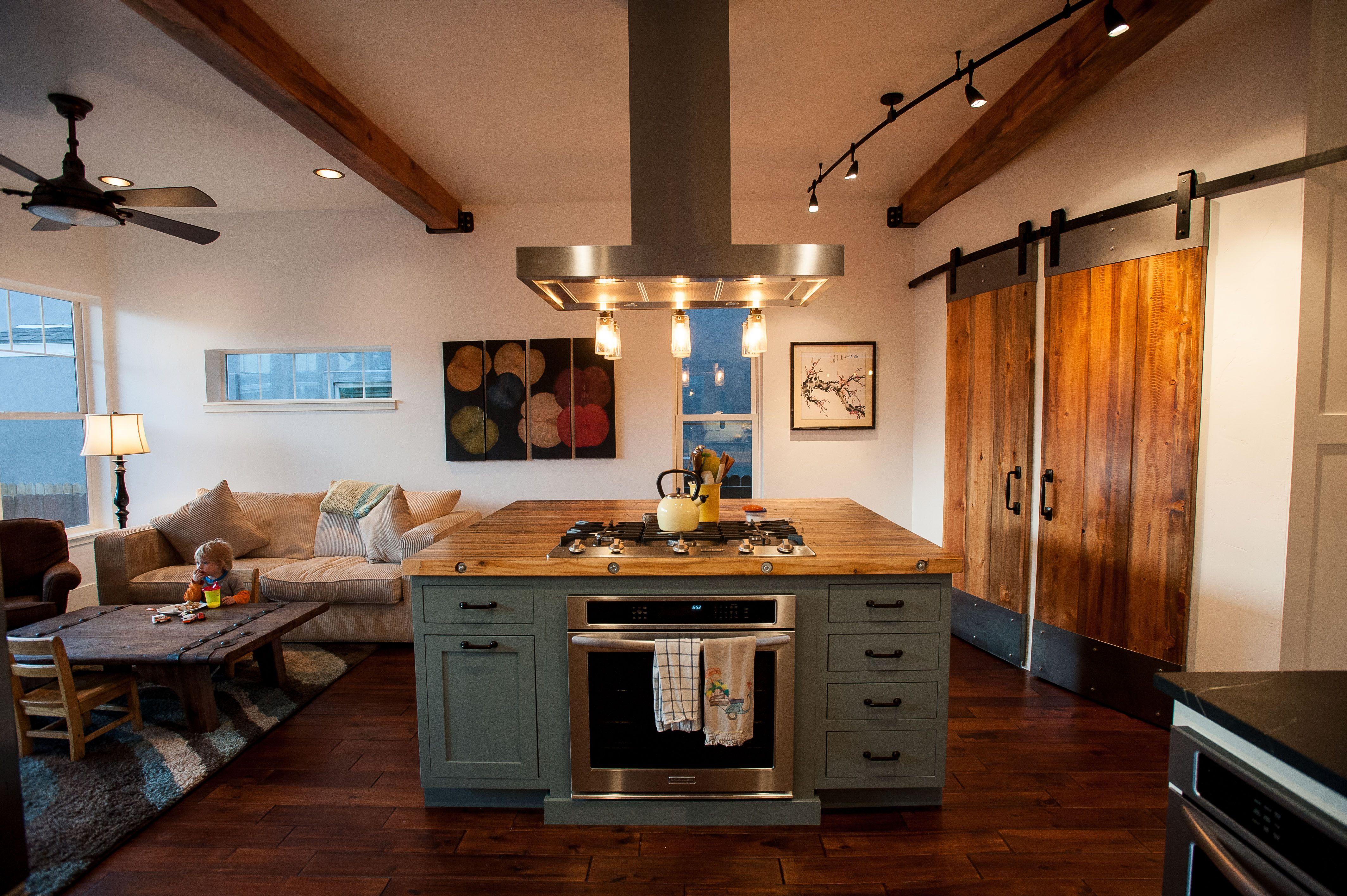 BKC Kitchen and Bath Denver kitchen remodel - Medallion Cabinetry ...