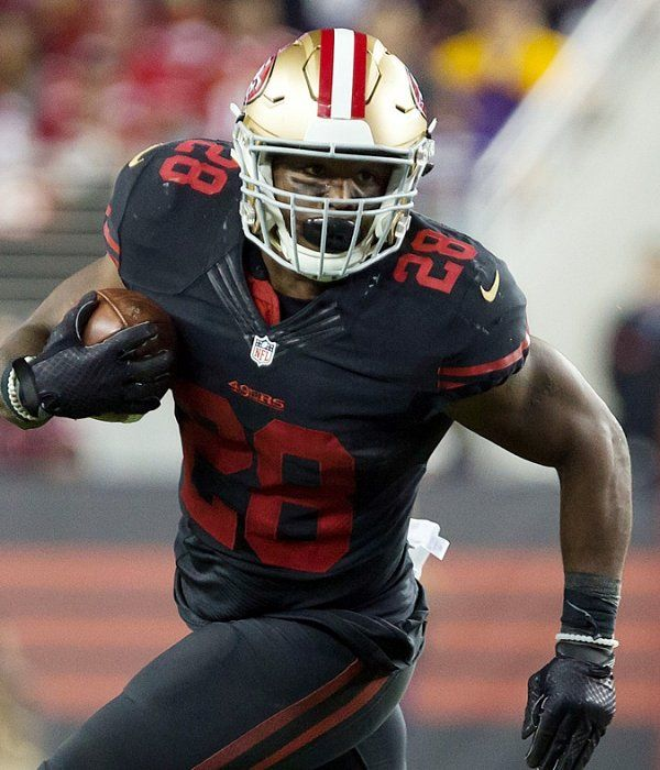 5dec231ef Carlos Hyde says 49ers will  start putting points on the board  against Rams