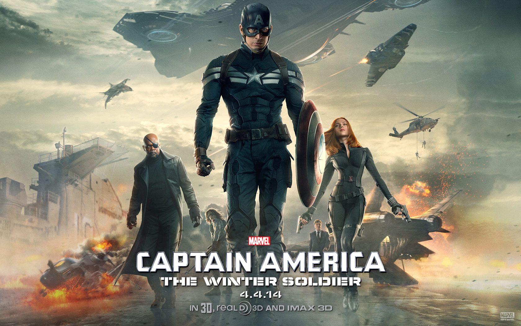 Capitan America El Soldado De Invierno 2014 Direccion Anthony Russo Y Joe Russo Inter Captain America Winter Soldier Winter Soldier Movie Captain America