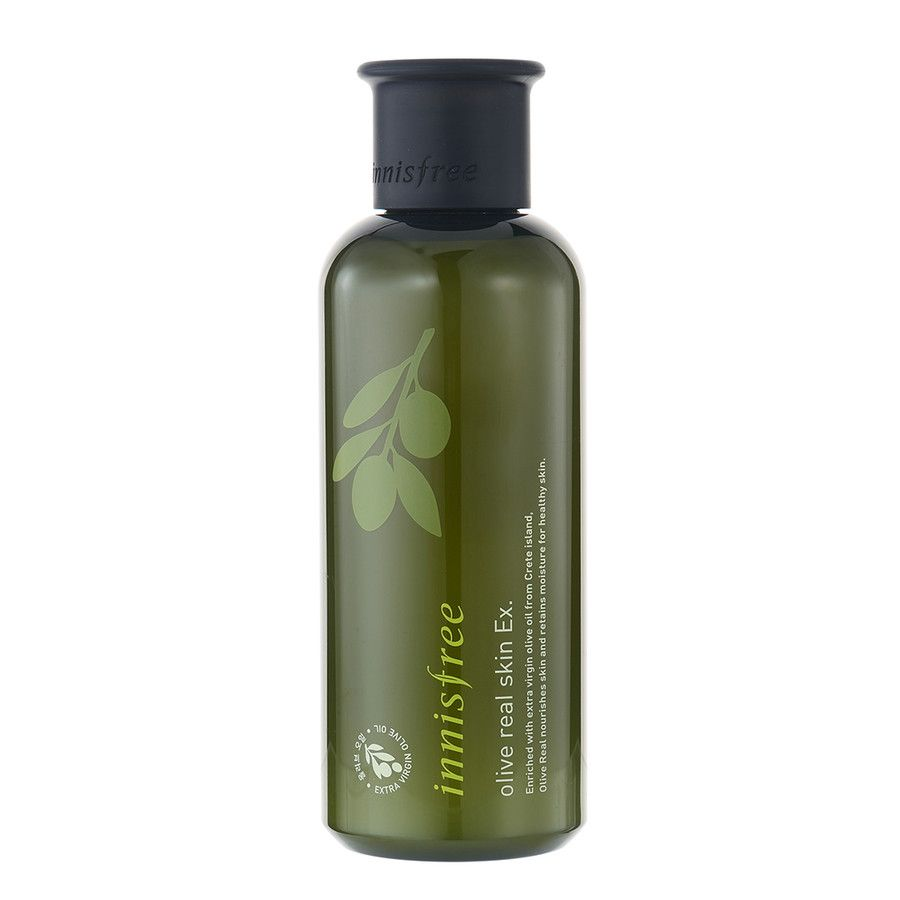 Innisfree Olive Real Skin Innisfree Korean Cosmetics Shampoo Bottle
