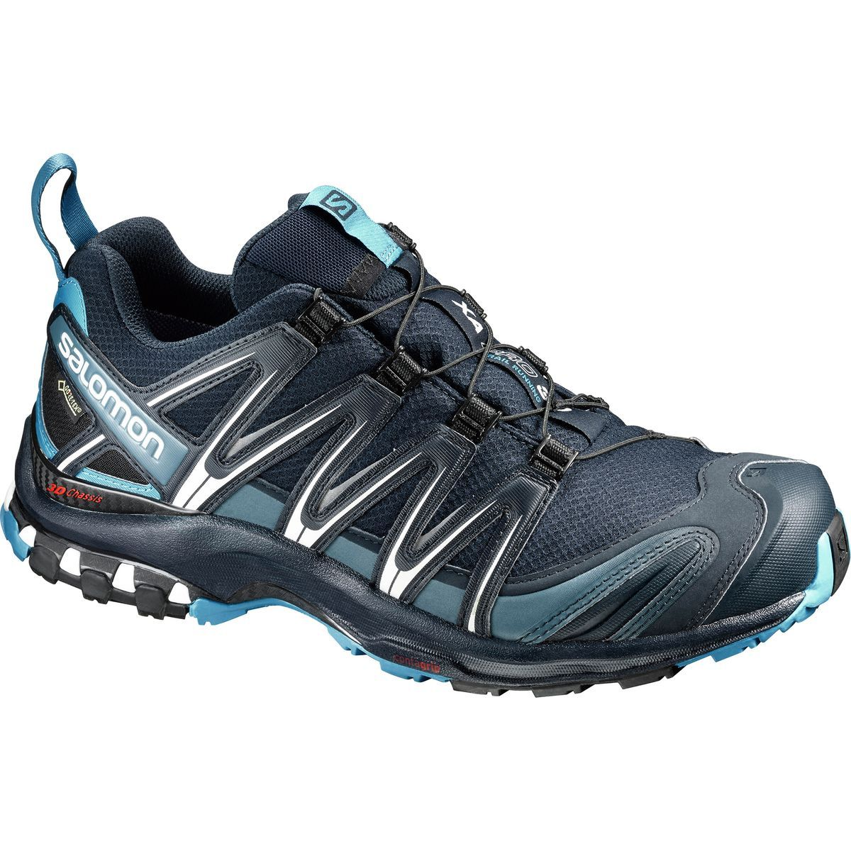 Salomon Xa Pro 3d Gtx Trail Running Shoe Men S In 2020 Mens Trail Running Shoes Best Trail Running Shoes Best Hiking Shoes