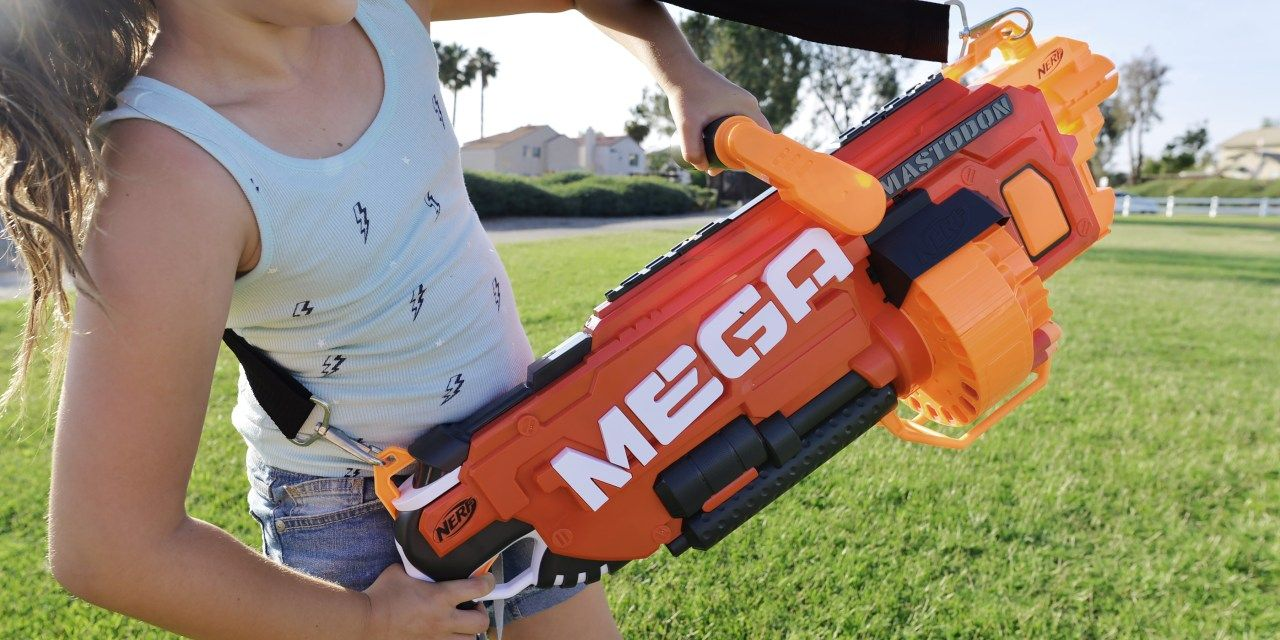 backyard games for the entire family u2013 nerf products giveaways