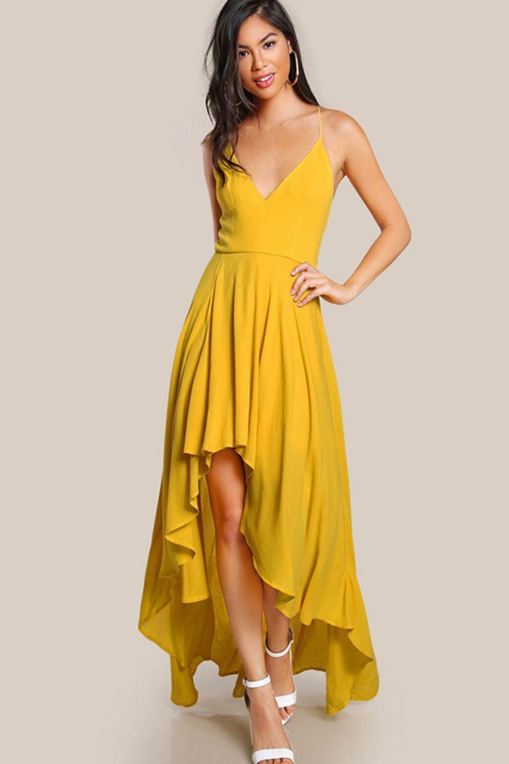 d7af1799c1d8d Aliexpress Party Dresses Yellow – Fashion dresses