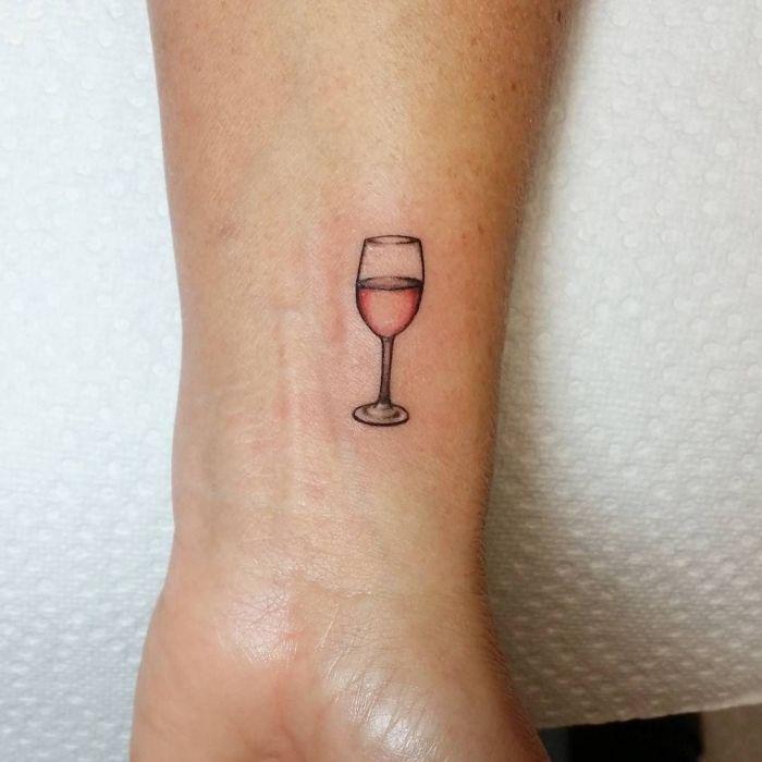 ▷ 1001 + modèles incroyables de tatouage discret | tato art