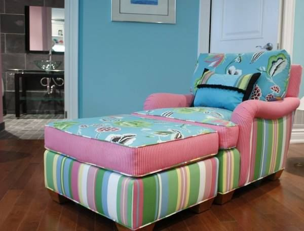 Jazmeen Deco | Sillones, telas, muebles coloridos | Pinterest ...