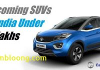 Suvs In India Under 10 Lakhs Best Of Upcoming Suv Cars In India