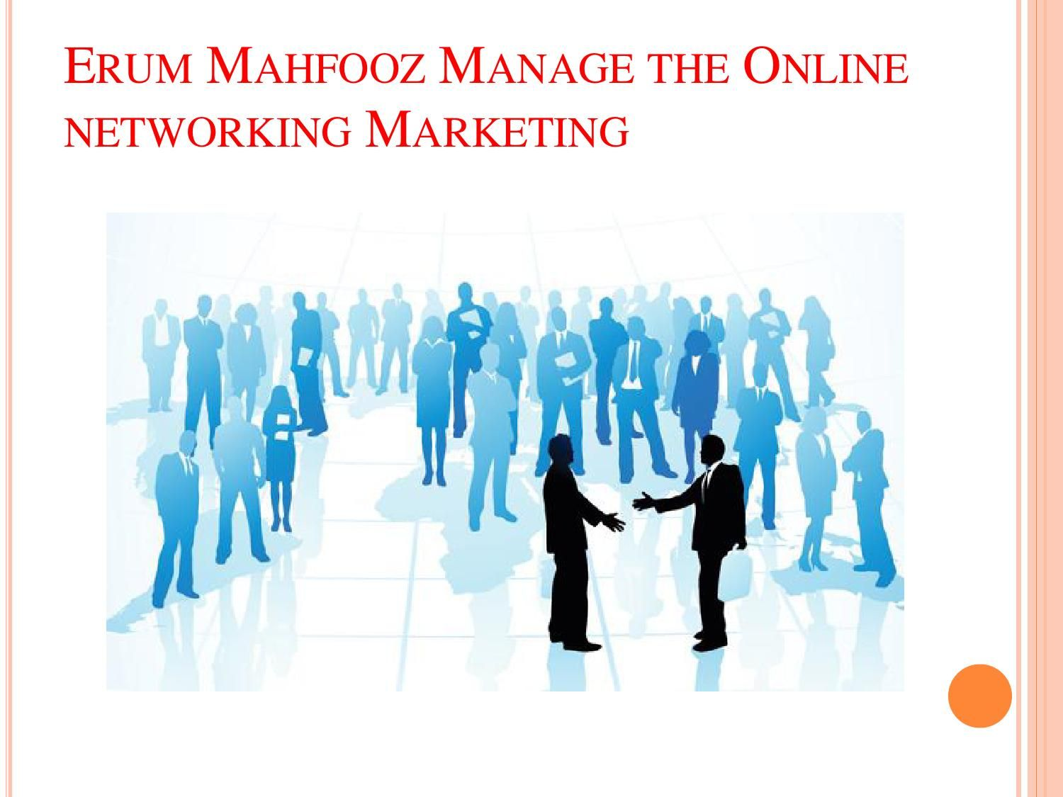 Erum Mahfooz Manage The Online Networking Marketing Recruitment Agencies Professional Networking Staffing Company