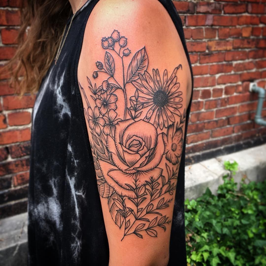 Nashville artist elidraugntattoos from safe house tattoo