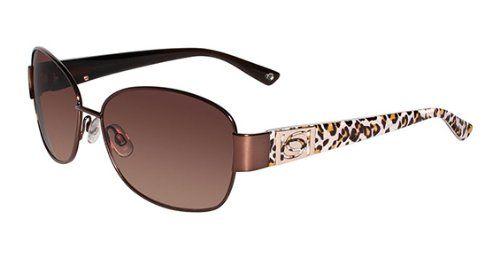 Bebe Sunglasses Bb7054 210 Brown 58mm