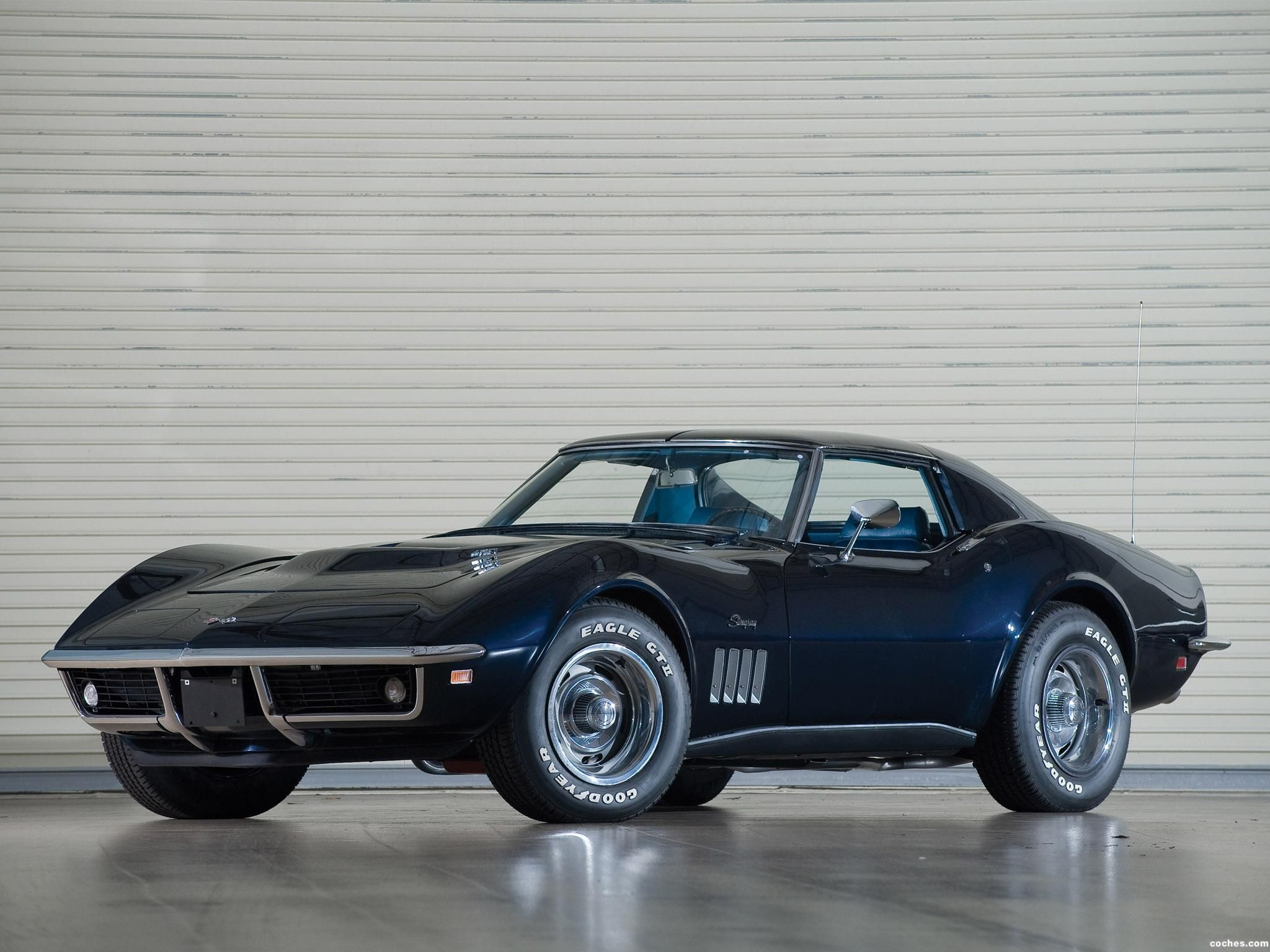 1969 corvette stingray 427