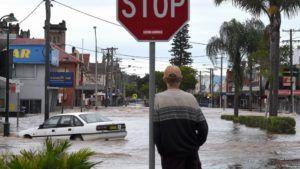 Cyclone Rain Depart Utter Catastrophe on Australias East Coast