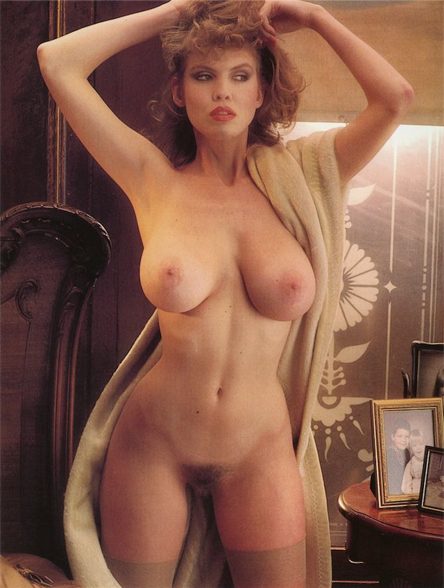 naked donna rice