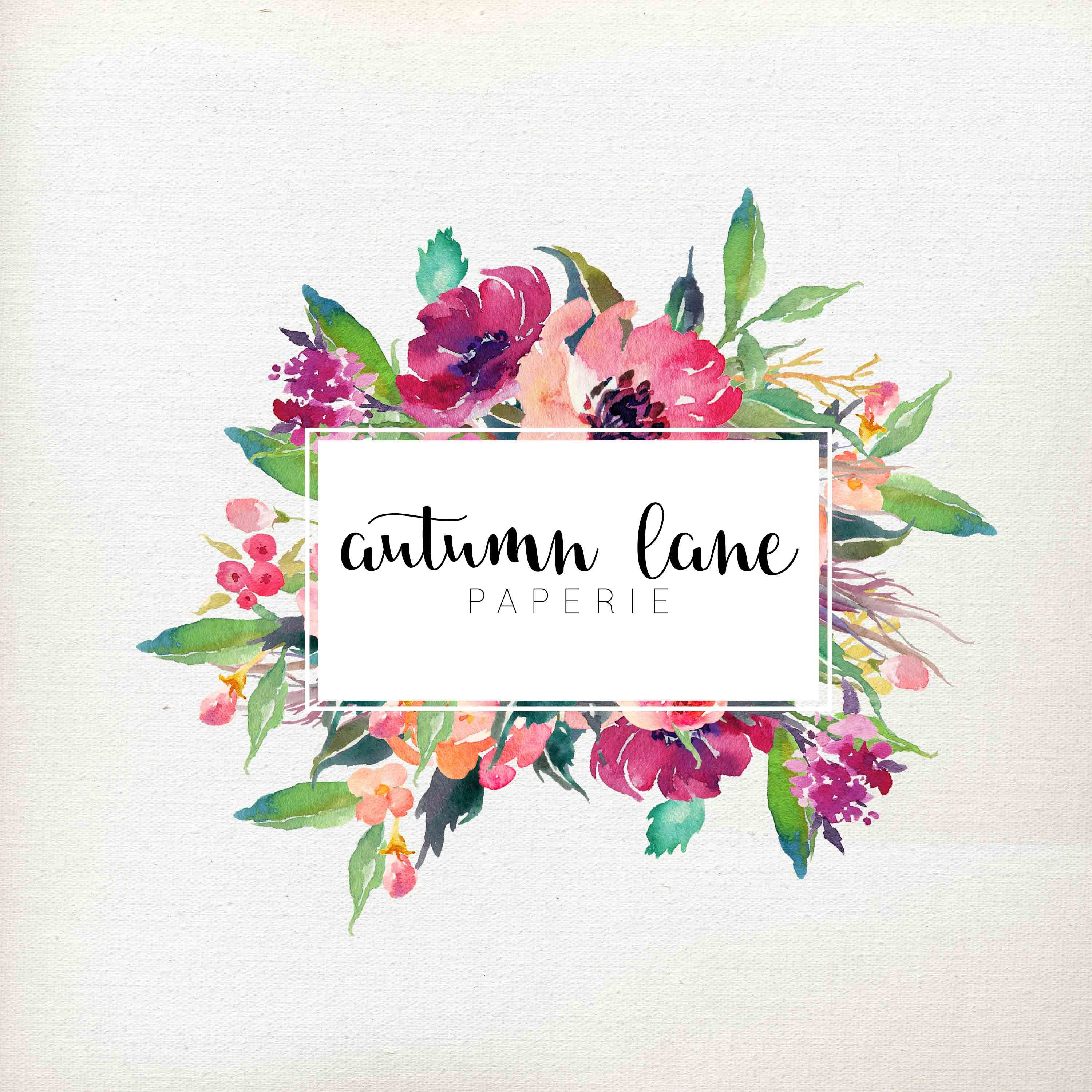 Page not found Autumn Lane Paperie 水彩