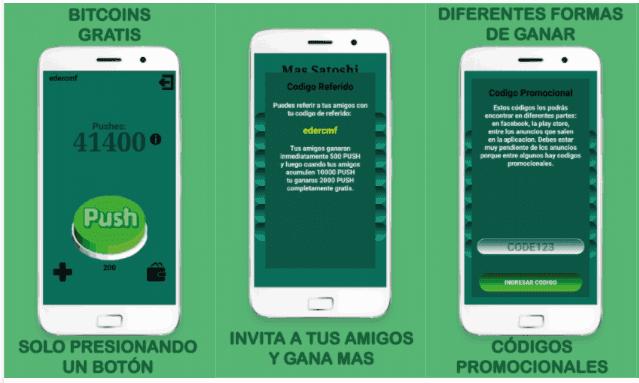 Satoshi Button Aplikasi Android Penghasil Satoshi Di 2021 Aplikasi Android Mengambang