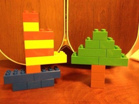 子供でも簡単に作れるレゴ デュプロ 作品集 レゴデュプロ レゴ