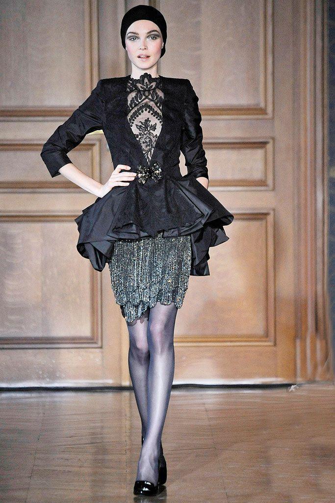 Christian Lacroix - Haute Couture fall 2009
