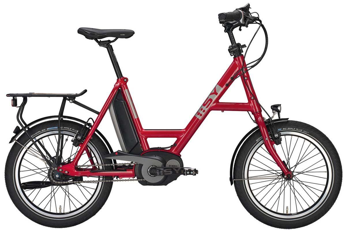 i:SY Bosch 8G Nexus Premium rot – Stromrad Stuttgart | die