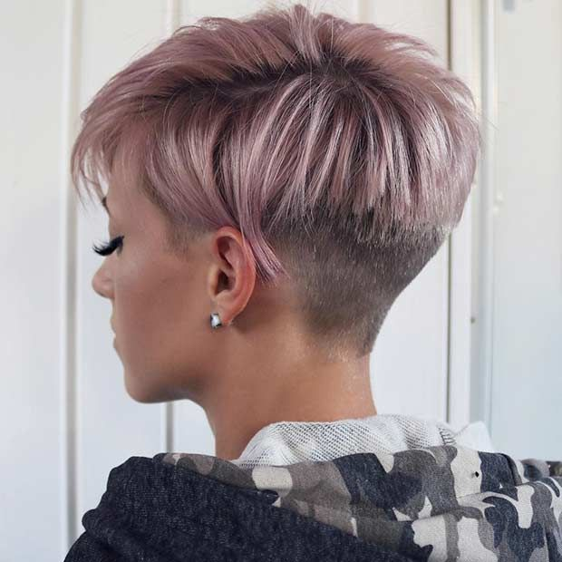 23 Cute Short Haircuts We Love for 2020 | StayGlam