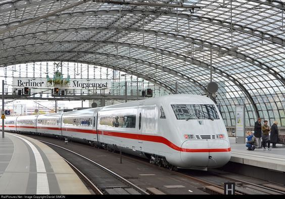 Photo Unknown Deutsche Bahn AG ICE 2 at