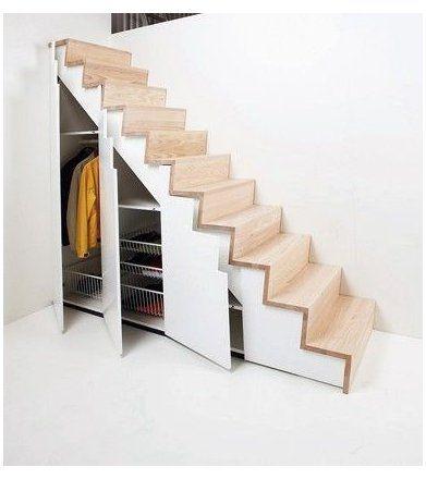 New Basement Stairs Storage Diy Staircases 53 Ideas - Image 14 of 19 #bedroomstoragediy