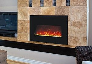 The 42ei By Fireplace Xtrordinair Is The Largest Sized Electric