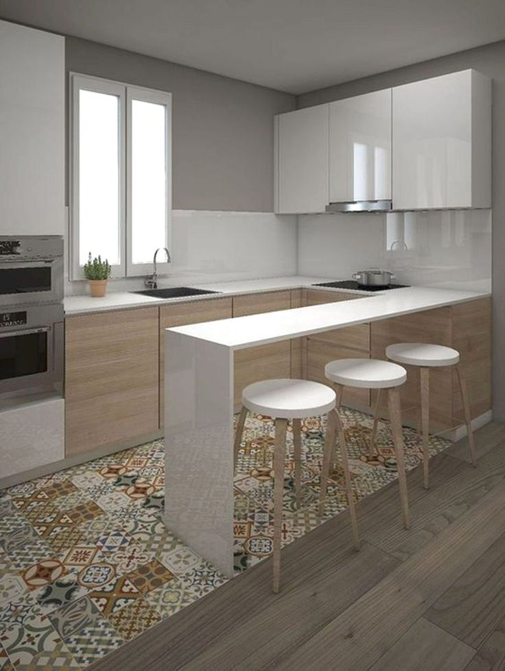 10x10 Kitchen Remodel: 50 Best Small Kitchen Remodel Designs For Smart Space