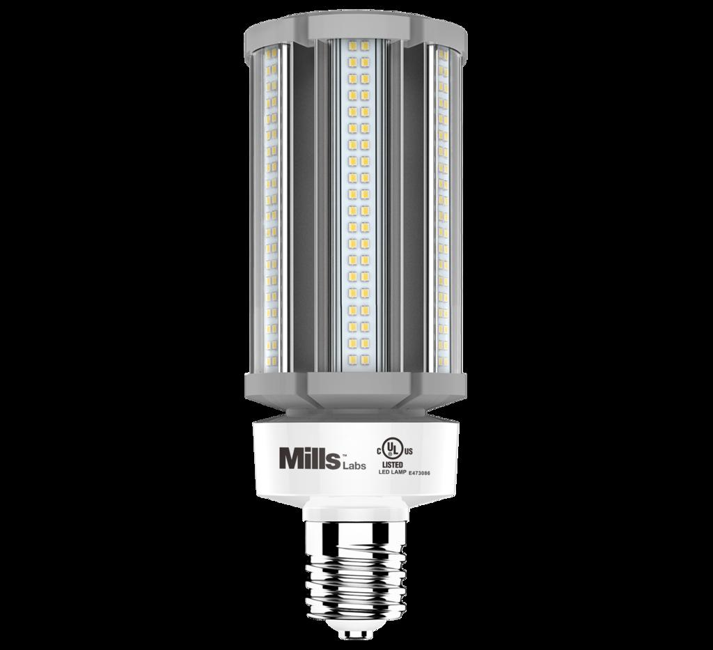 250w Metal Halide Retrofit Led Bulb 54w Led Corn Cob Light 8100 Lumens 120 277v Ex39 Mogul Base Direct Wire Led Bulb Led Replacement Bulbs Bulb