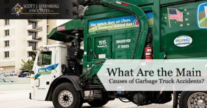 What Are The Main Causes Of Garbage Truck Accidents Garbage