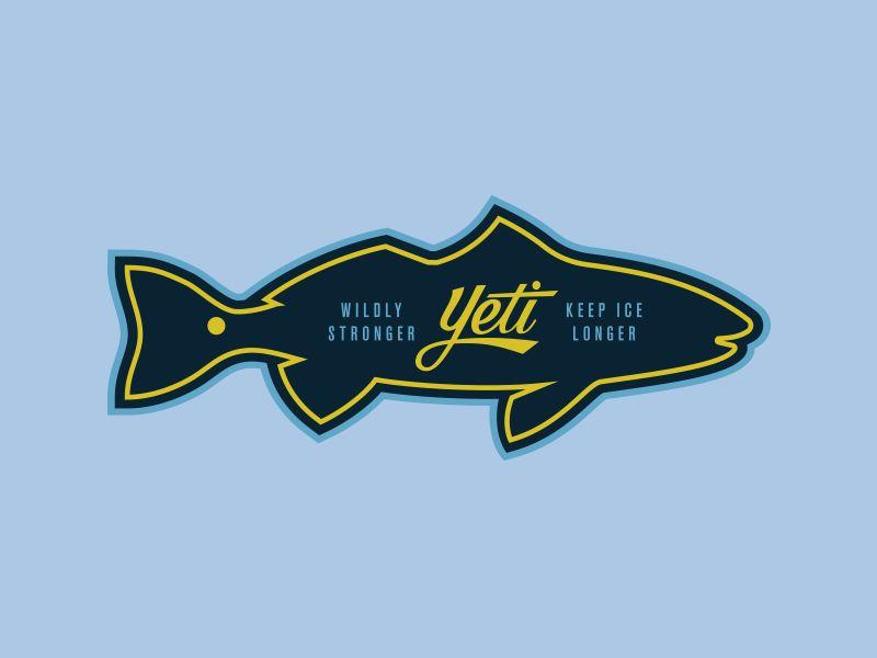 Yeti Coolers Yeti cooler and Visual communication