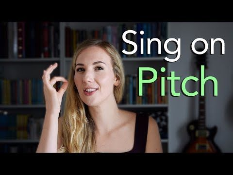 Pitchy singing makes you self-conscious. Today I'm going to give you 3 common reasons for pitchy singing and how you can fix it so that you can improve now!