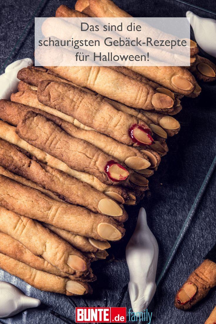 Zombie-Finger: Schauriges Gebäck für Halloween