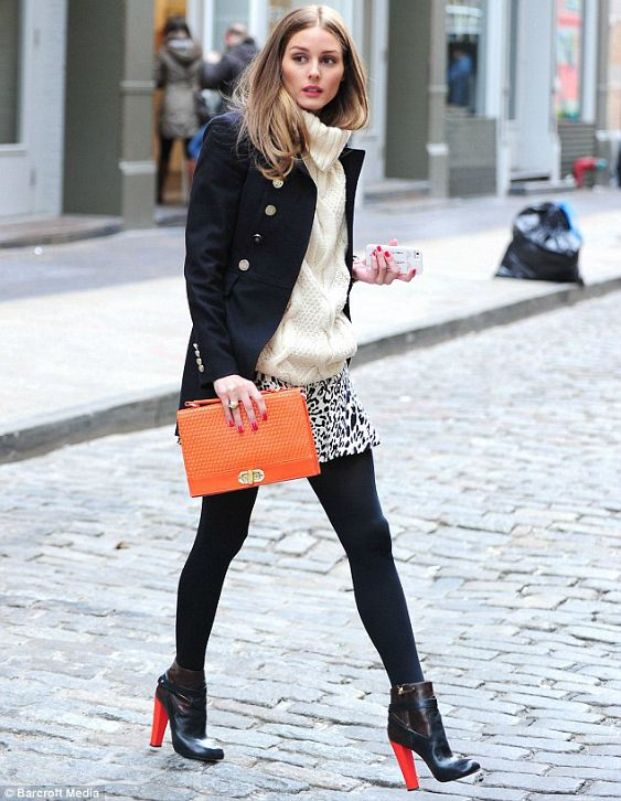 Style icon: Olivia Palermo - Daily Digest
