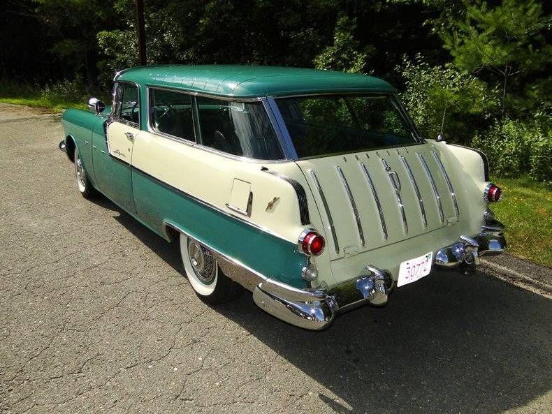 1955 Pontiac Safari For Sale 1731259 Hemmings Motor News