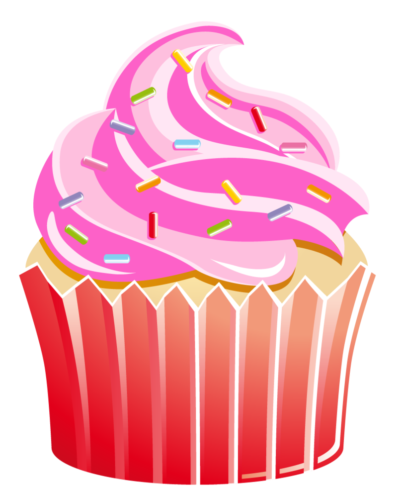 Cupcake clipart cupcak...