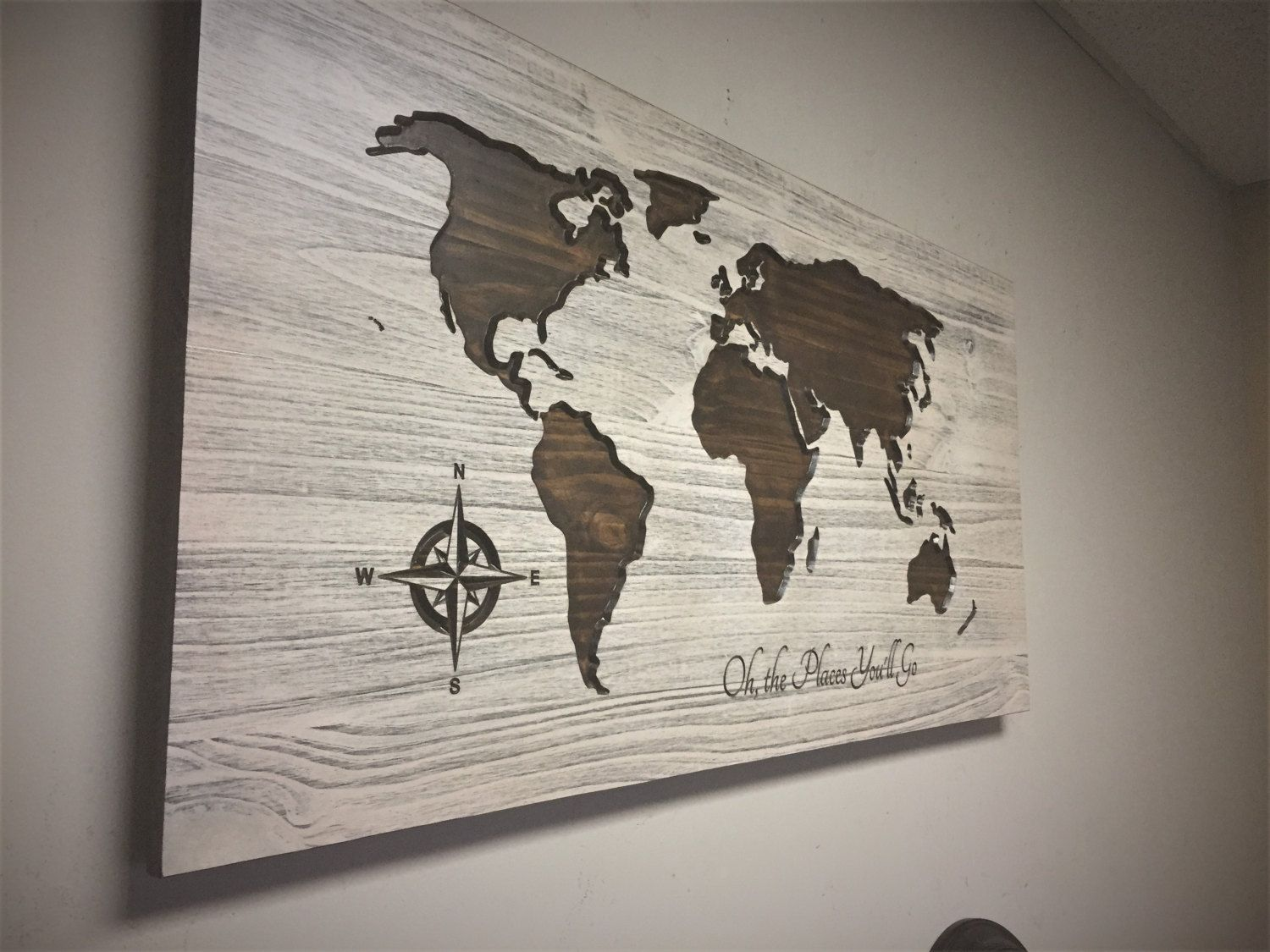 etsy metal livi wall map wooden art panel decor wood magnificent of living new reclaimed world room fresh